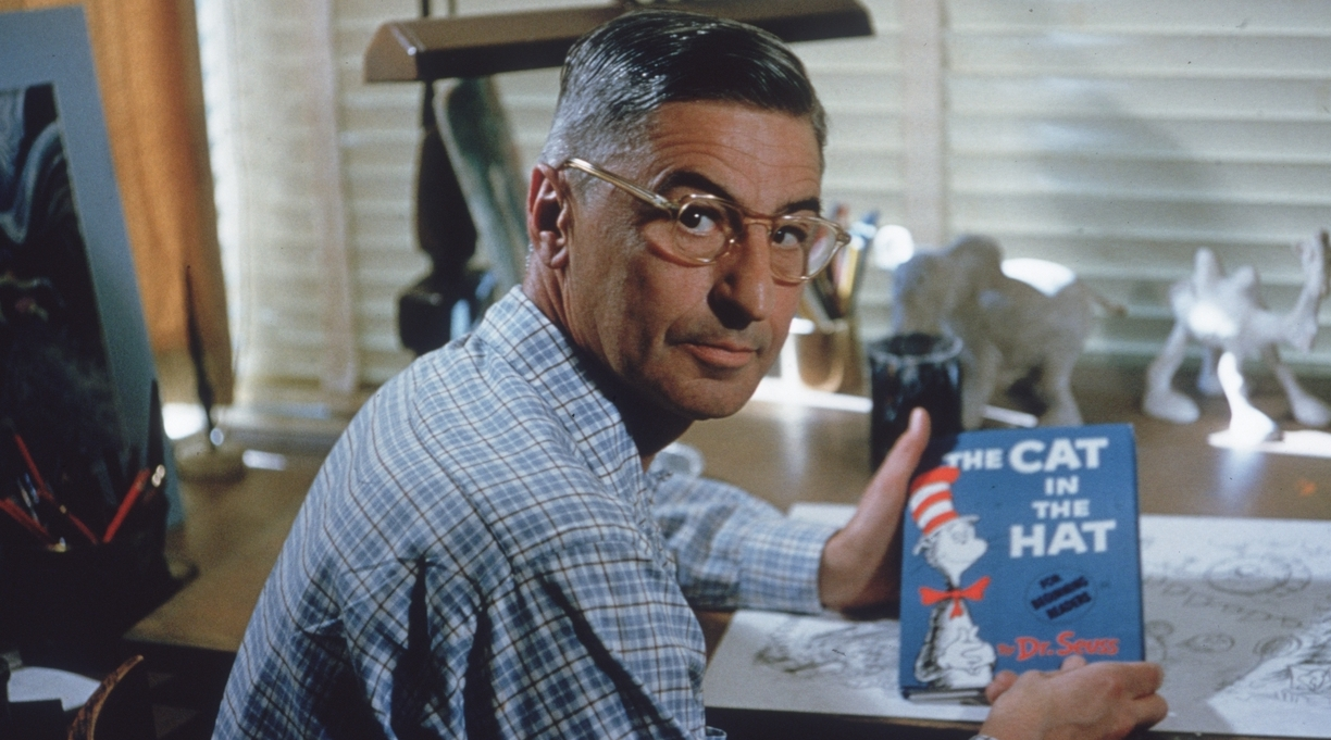 Dr. Seuss Books Now Dominate the Bestseller Lists