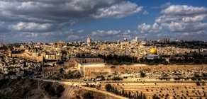 Colum McCann Journeys to Israel and Palestine