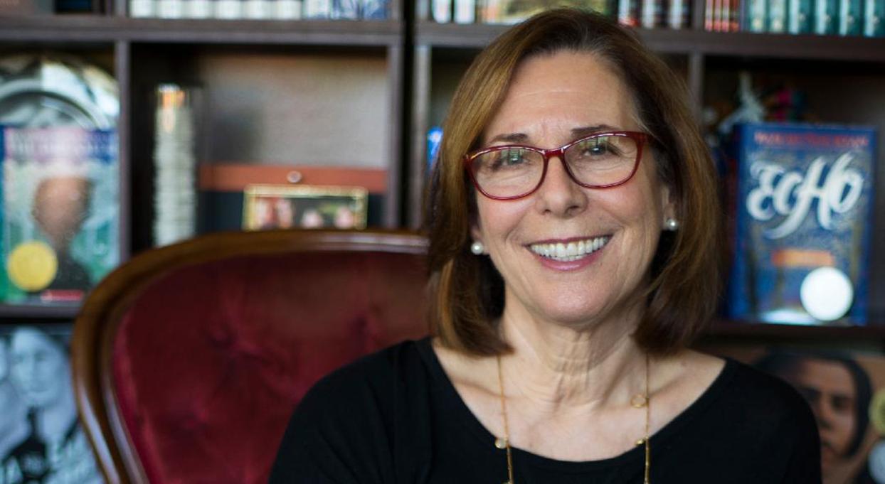 Pam Muñoz Ryan Tells Timeless Stories