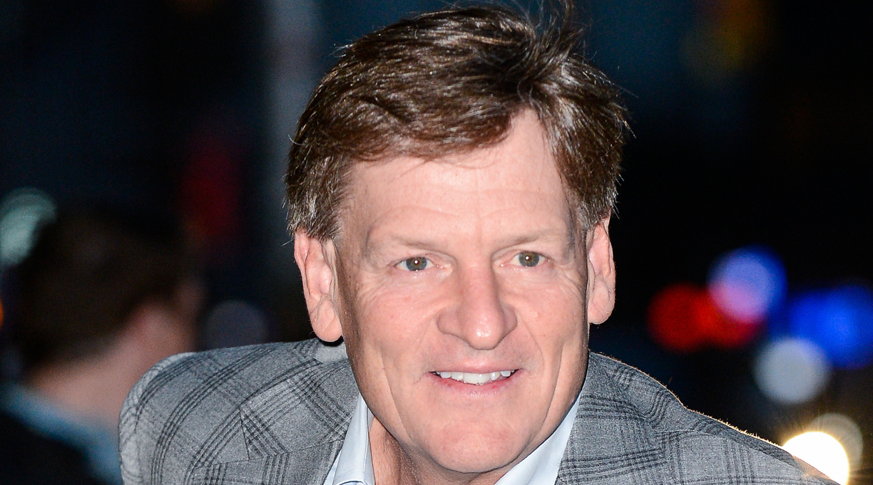 Film of Michael Lewis' 'The Premonition' in Works