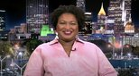 Stacey Abrams Talks New Book With Seth Meyers