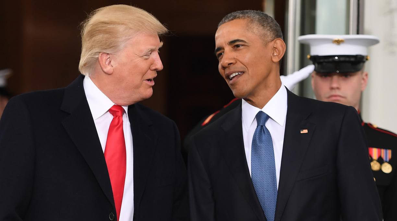 Book: Obama Called Trump a 'Fucking Lunatic'