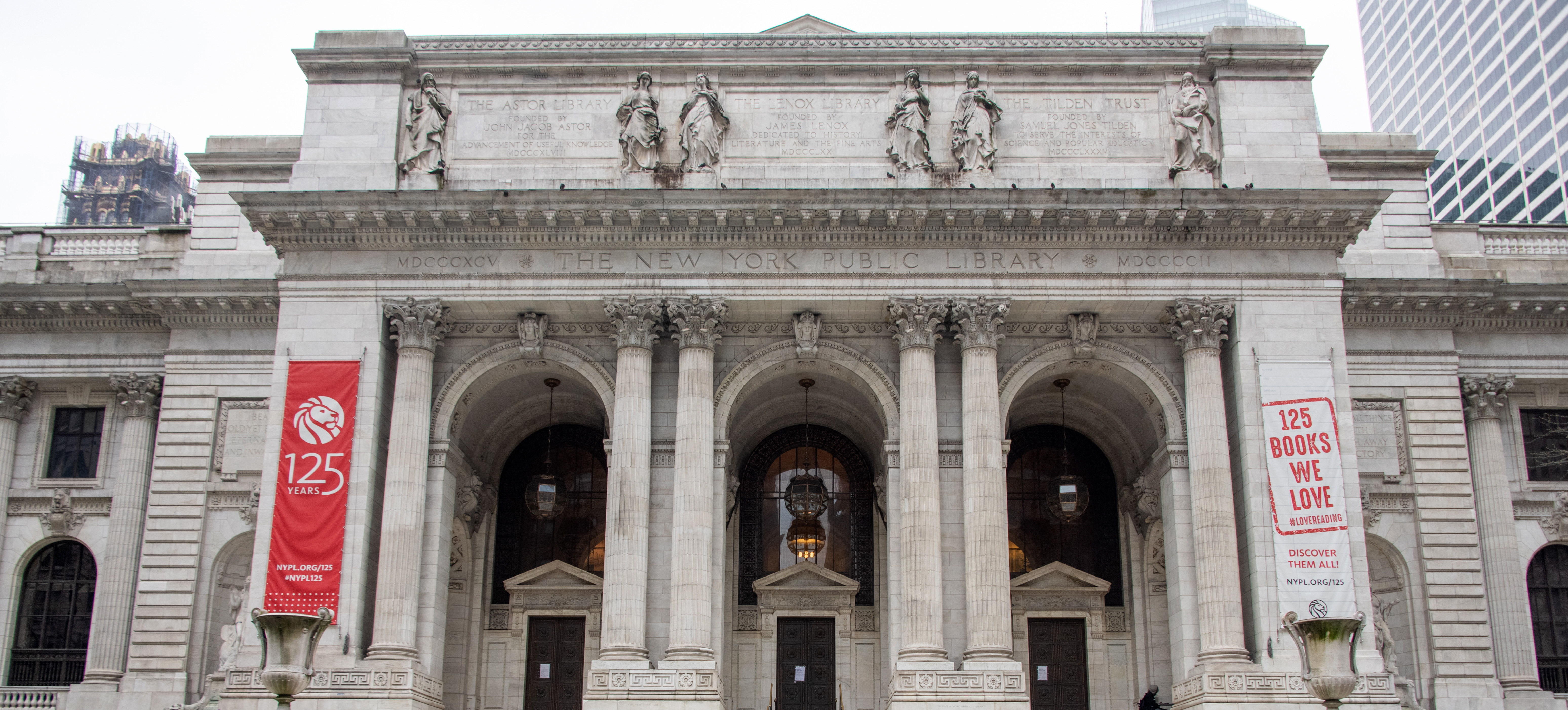 NY Public Library Releases Kids' Book List