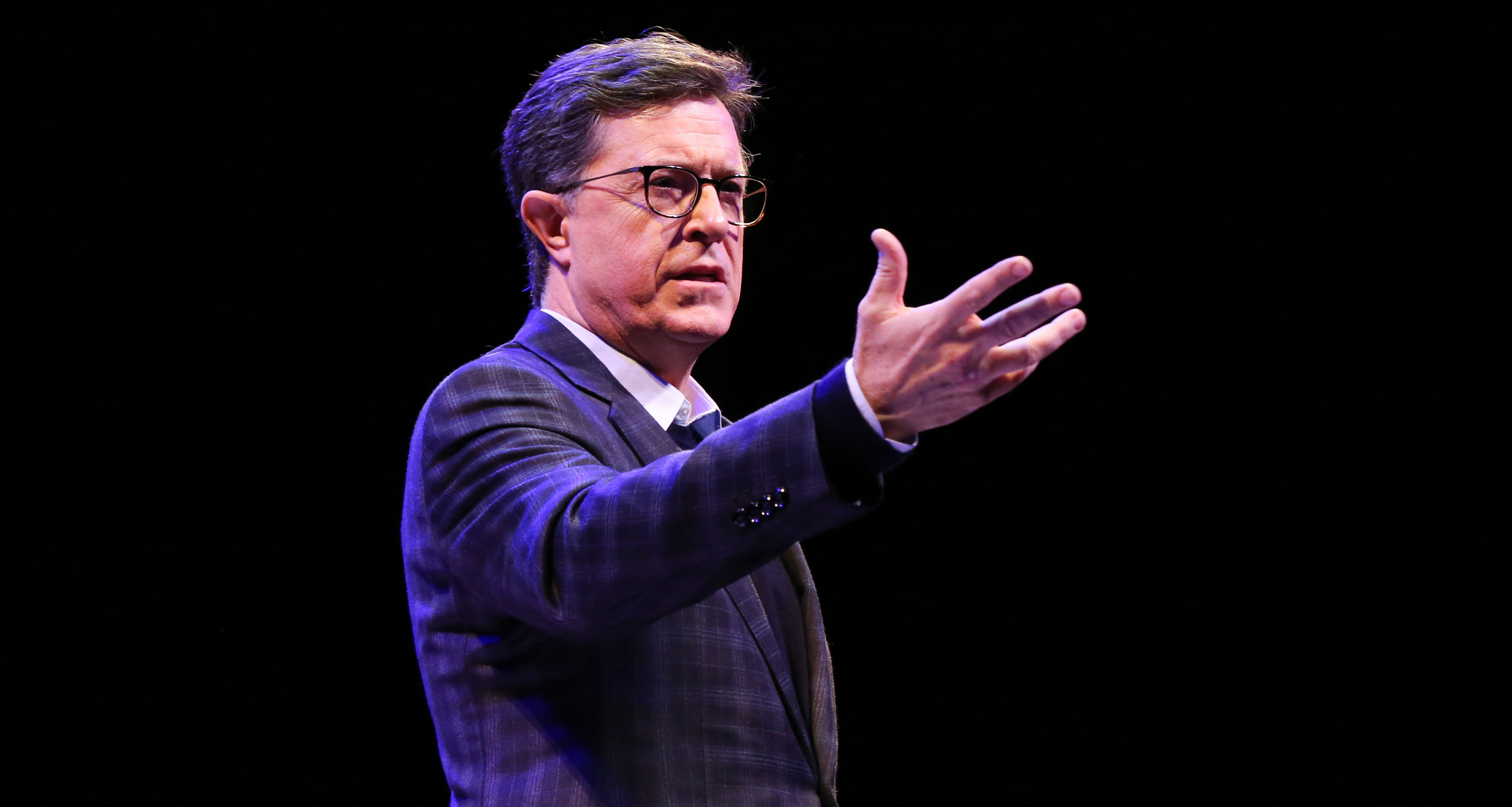 Stephen Colbert to Host Virtual Bloomsday Event