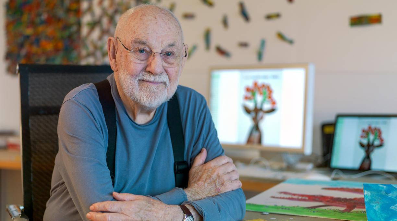 Children's Book Creator Eric Carle Dies at 91