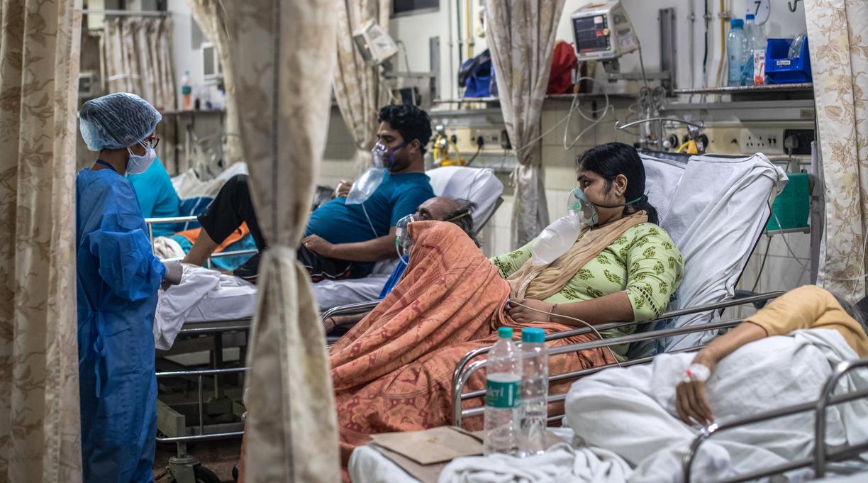 Authors Raise Money for India Covid-19 Relief