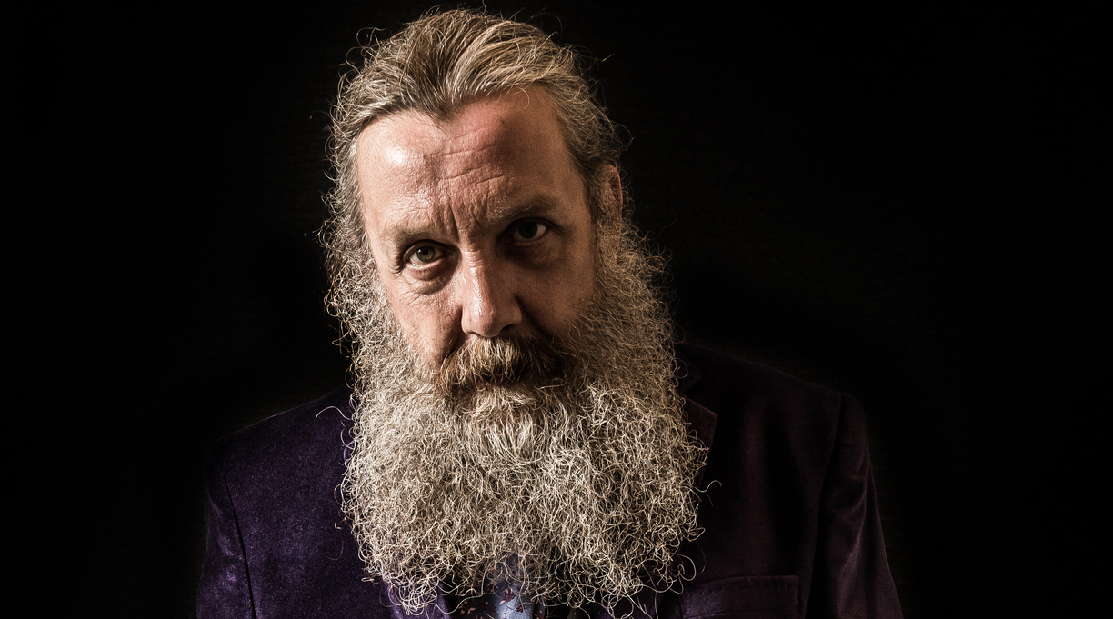 Alan Moore Will Publish New Fantasy Series