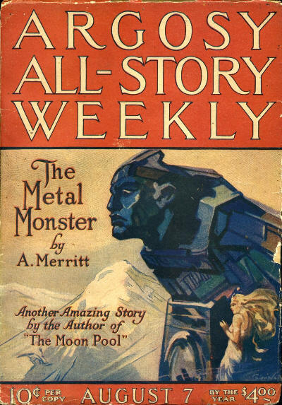 A. Merritt and Plausible Science Fiction