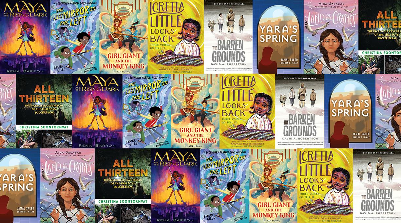 7 Middle Grade Books for a Weird, Wild Fall