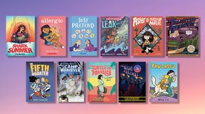 Graphic Novels for All Kinds of Young Readers