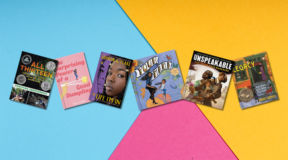 The 2021 Kirkus Prize: Young Readers' Finalists