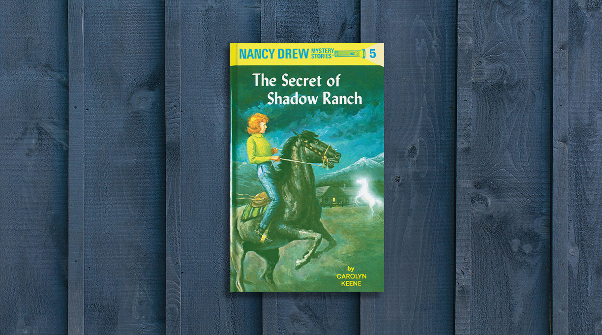 Nancy Drew and the Case of the Secretive Syndicate
