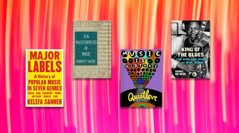 4 New Nonfiction Books for Music Lovers