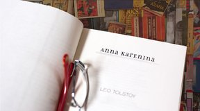 Our Children's Editor Dives Into Anna Karenina