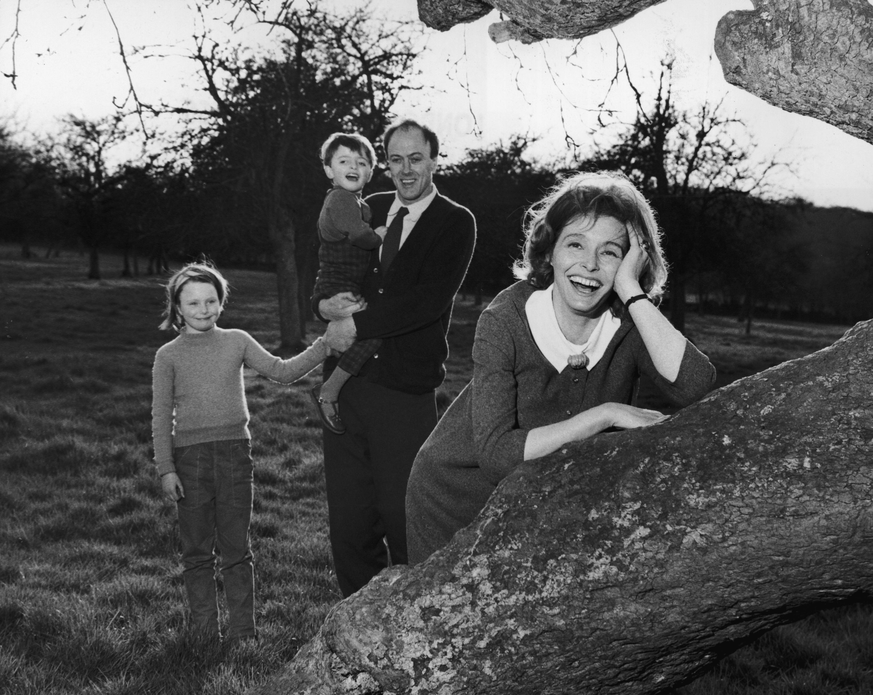 Patricia Neal/Roald Dahl Biopic In Works