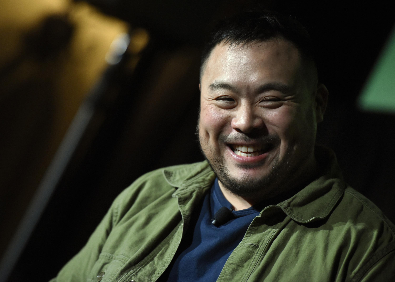 Chef David Chang Will Publish Memoir