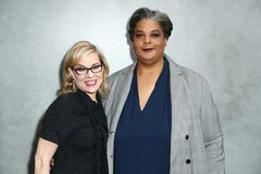 Roxane Gay and Debbie Millman Get Engaged