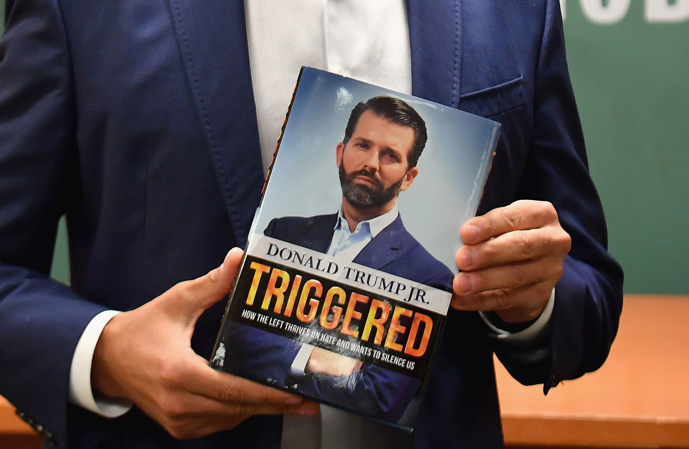 Behind the Controversy Over Donald Trump Jr.'s Bestseller Status