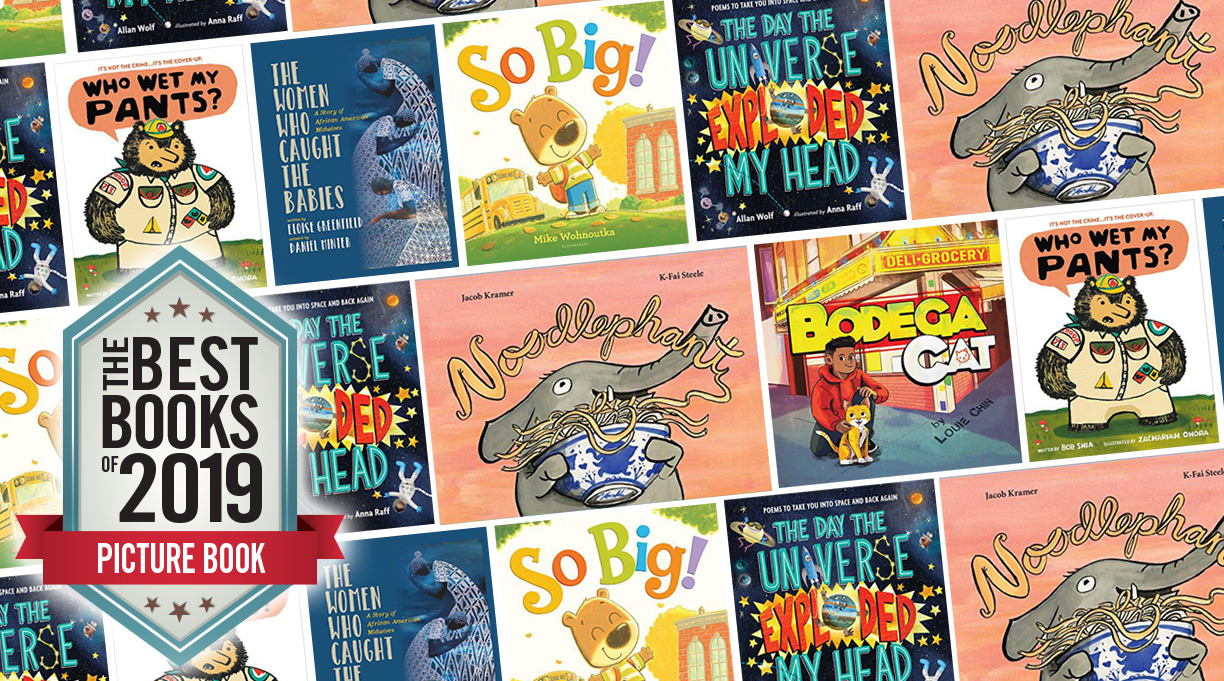 Our Children's Editor Shares Some Favorites From the Best Picture Books of 2019