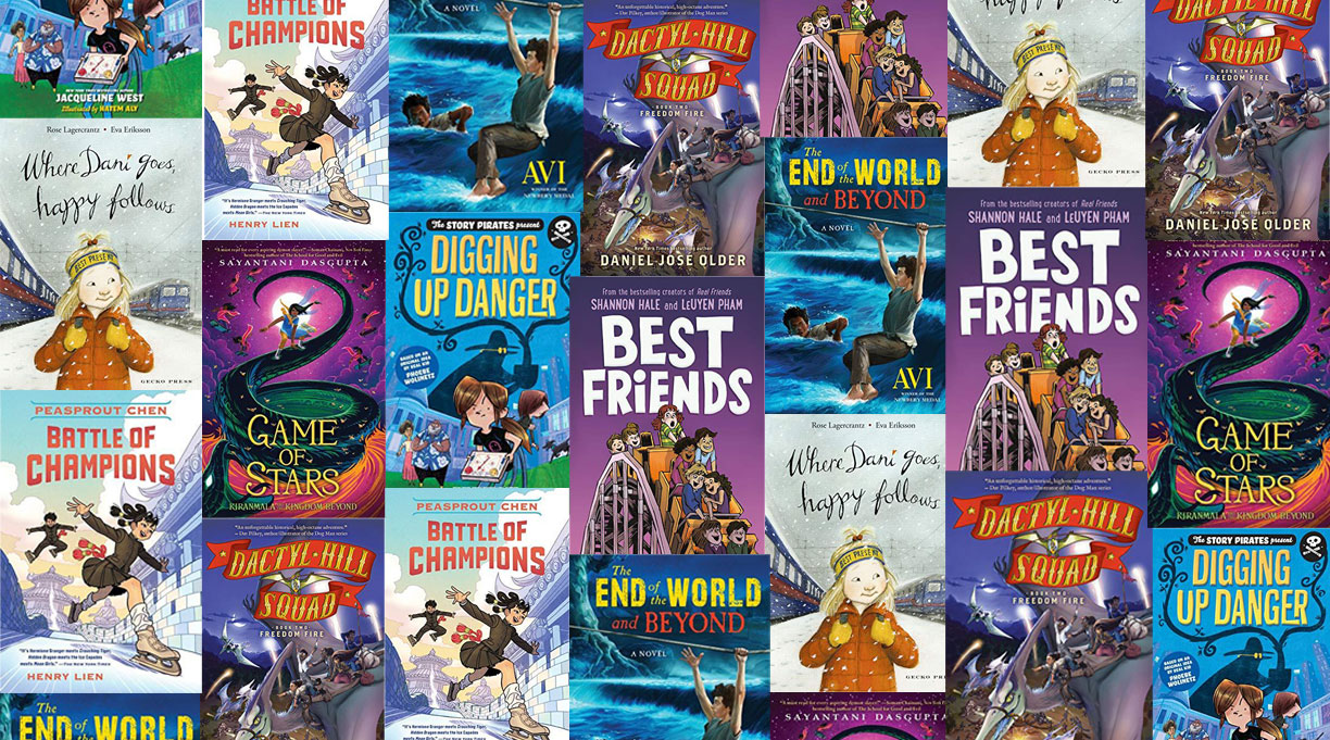 More, More, More: Why We Can't Get Enough of Children's Book Series