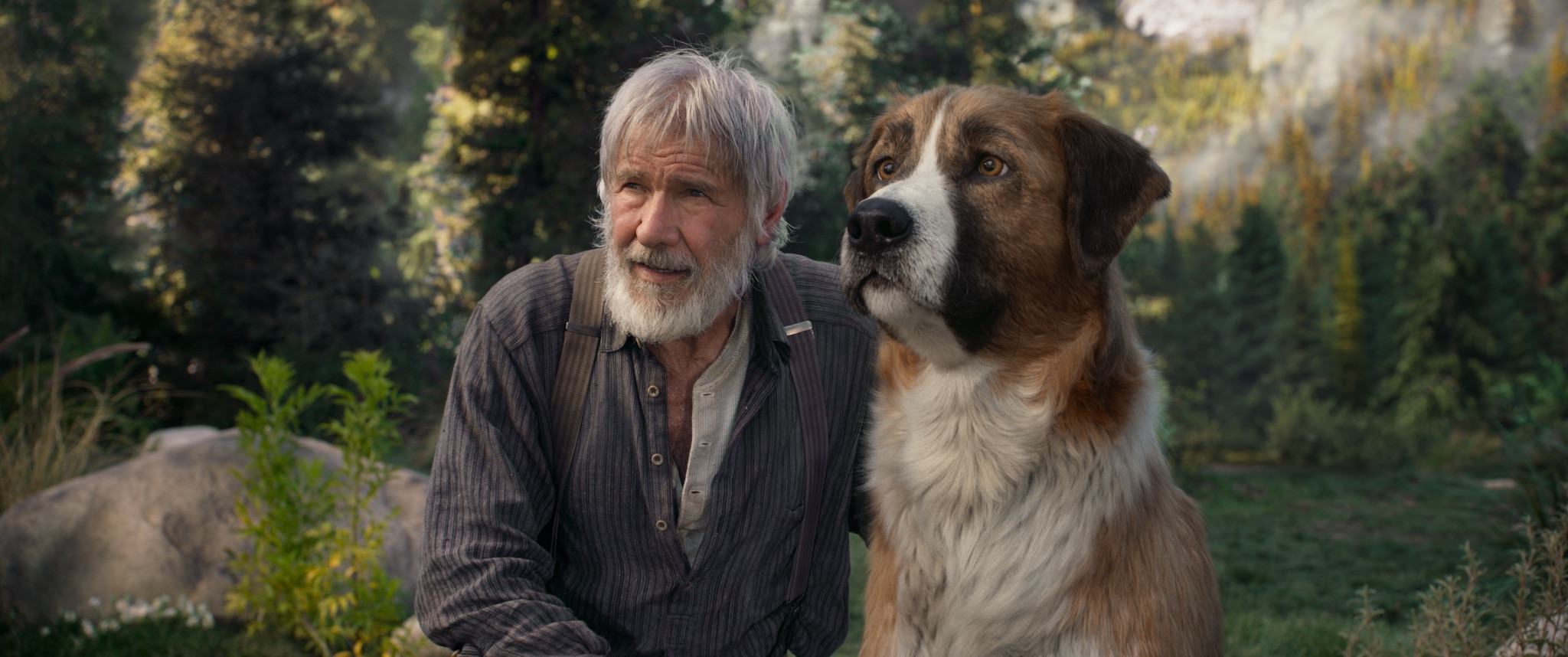The Call of the Wild Film to Star Harrison Ford