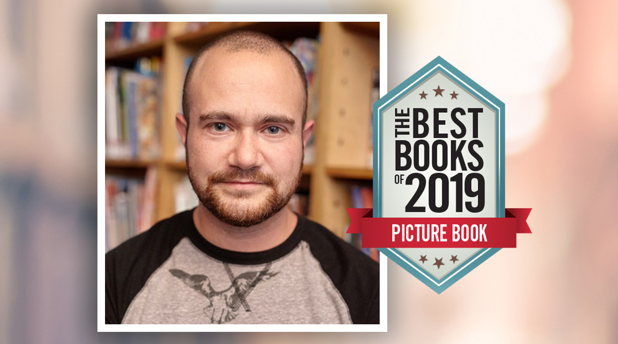 BEST PICTURE BOOKS OF 2019: Kyle Lukoff