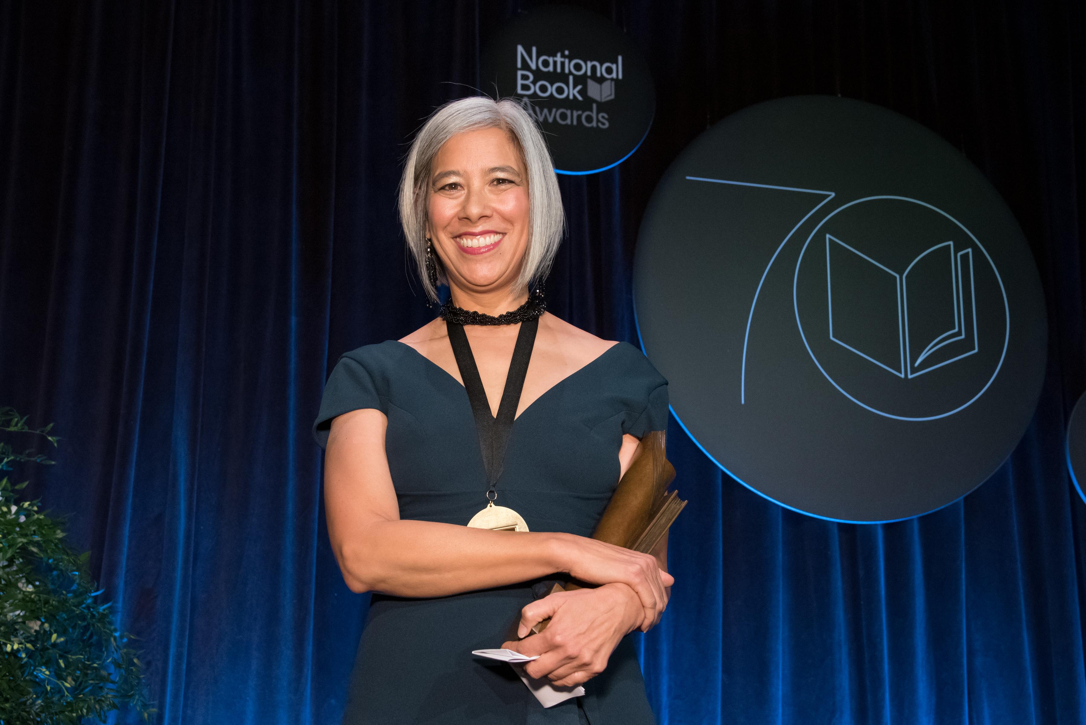 Susan Choi, Sarah M. Broom Honored at 70th Annual National Book Awards