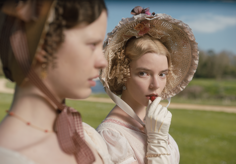 Emma Trailer Promises Snappy Austen Adaptation