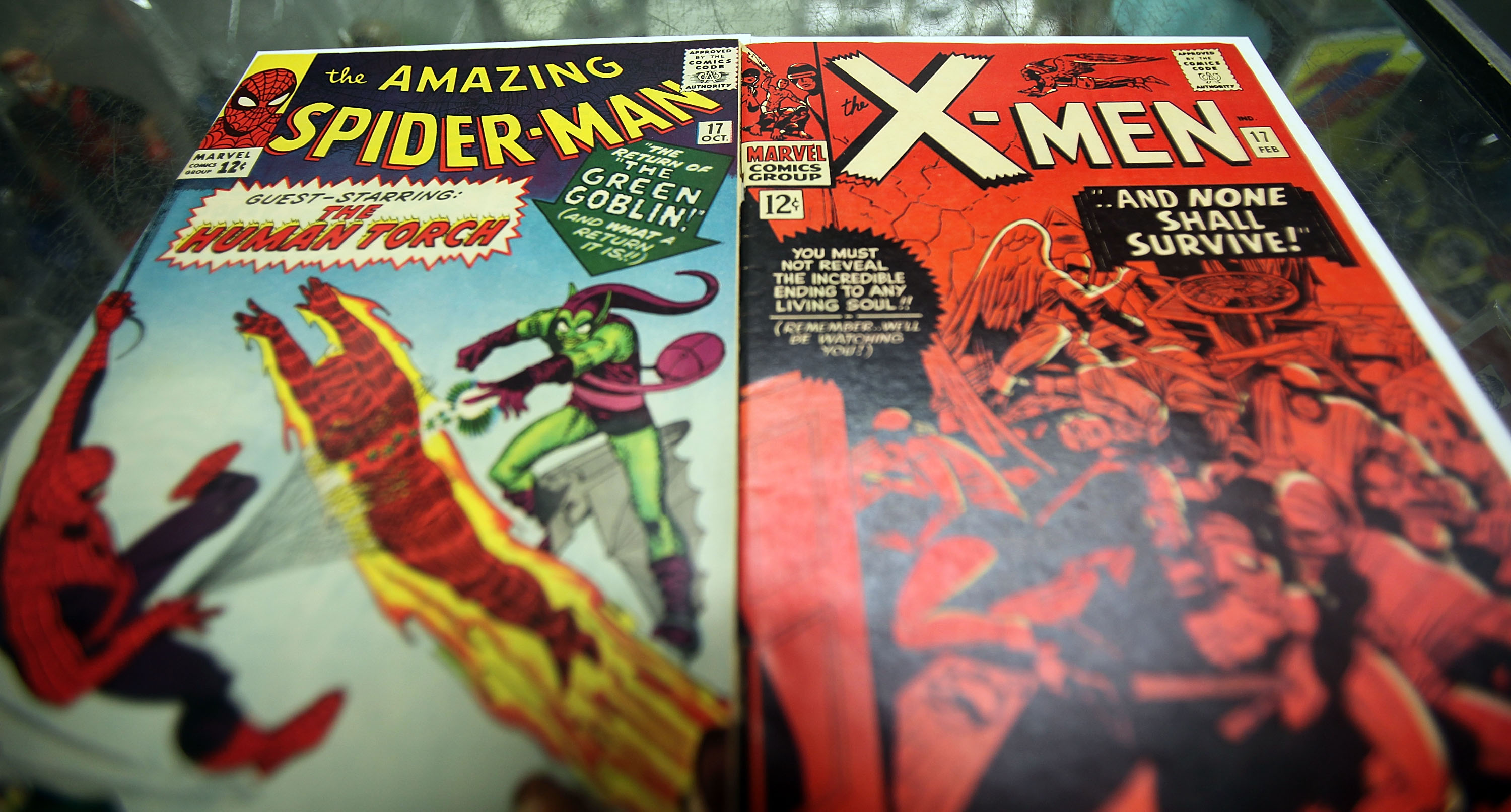 First-Ever Marvel Comic Sells at Auction for $1.26 Million