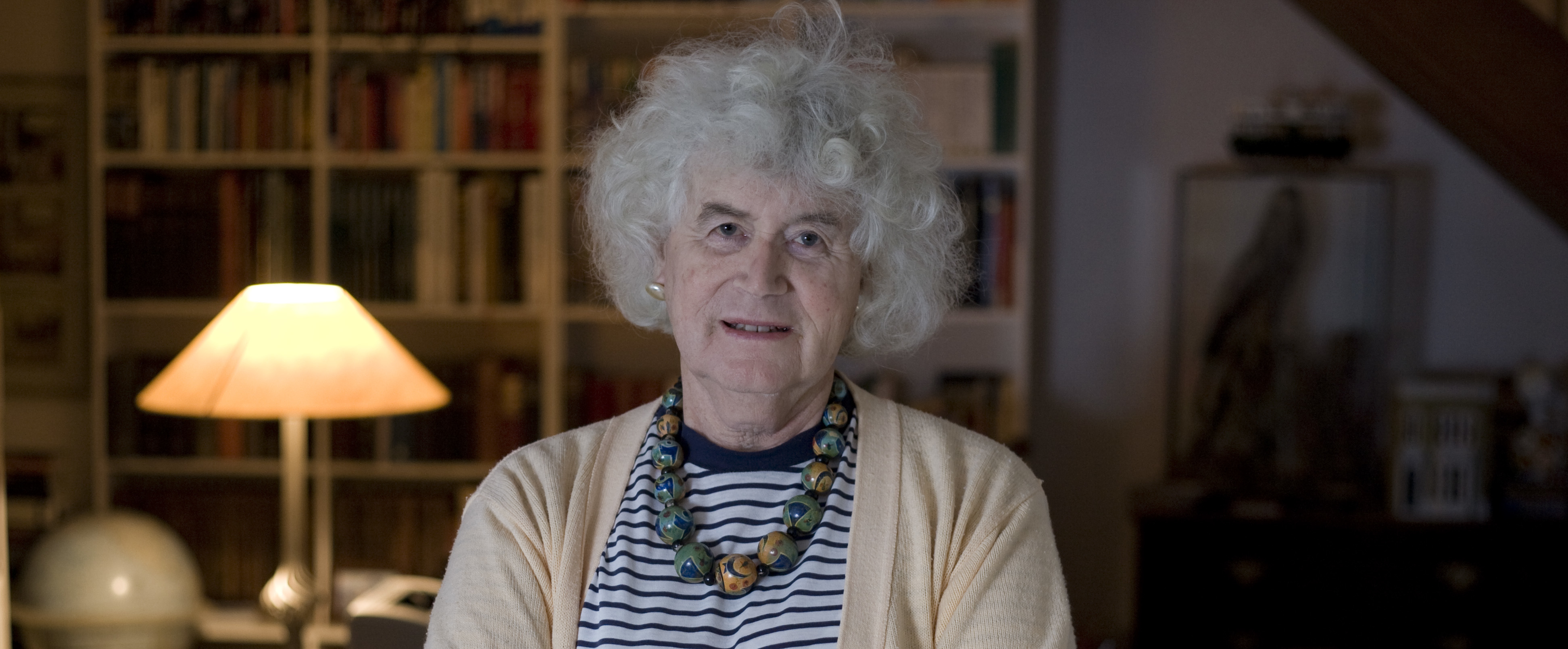 Author Jan Morris Has Died at 94