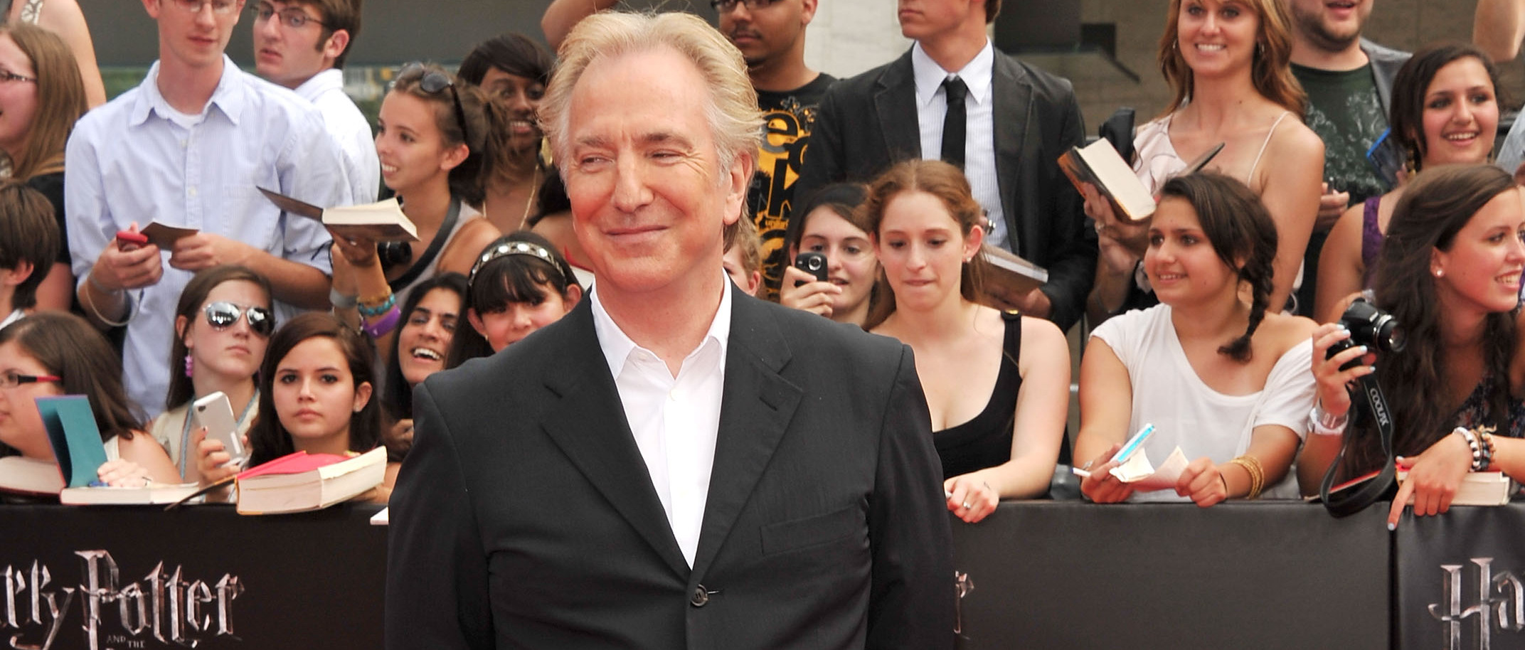 Actor Alan Rickman's Diaries To Be Published