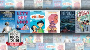 Our Children's Editor Surveys the Best Middle-Grade Books of 2019