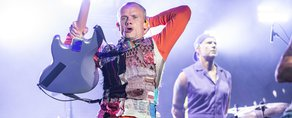 Audiobooks by Flea, Rachel Maddow Up for Grammys