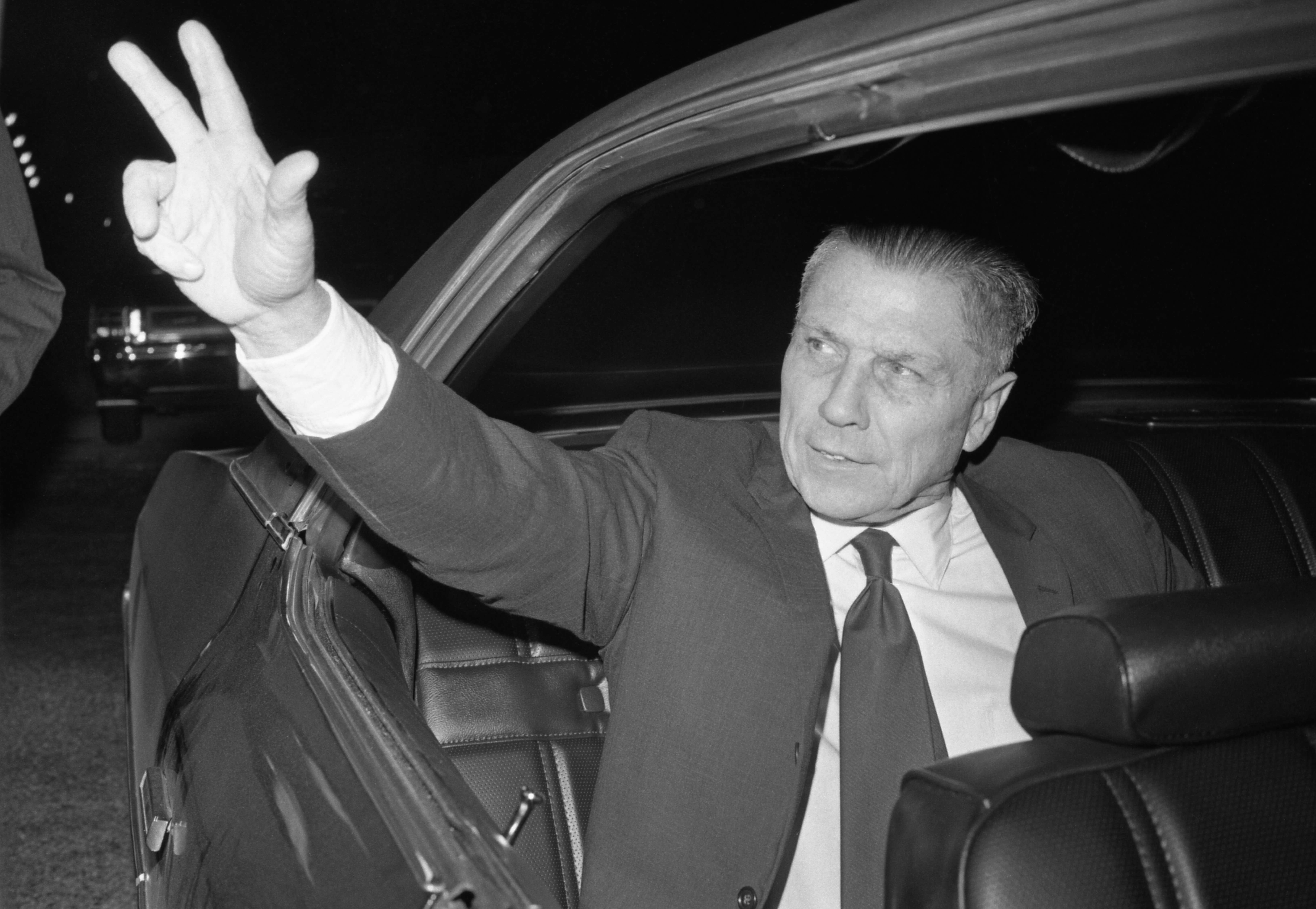 Hoffa Wars Author Claims to Have a Lead on Where Teamster Jimmy Hoffa Is Buried