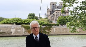 Ken Follett Shifts to Nonfiction With Notre-Dame, His Loving History of the Cathedral