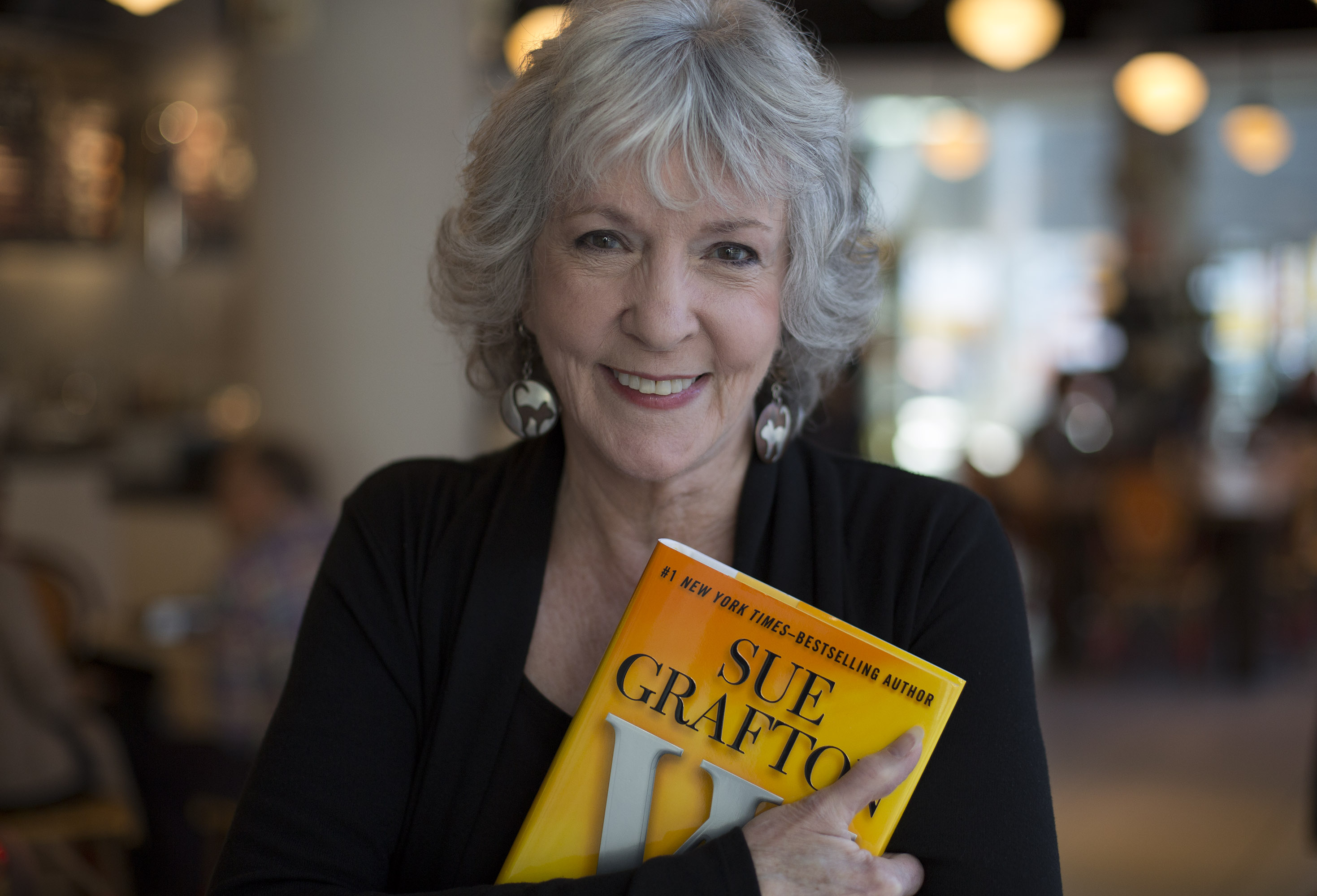 You Could Purchase Sue Grafton's $7M Home