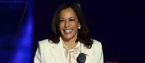 Books on Kamala Harris Hit Amazon Top 50