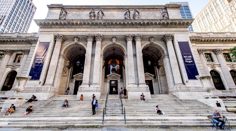 New York Public Library Eliminates Late Fees