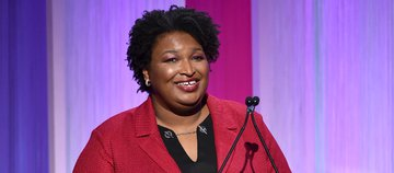 Stacey Abrams Is Writing a Political Thriller