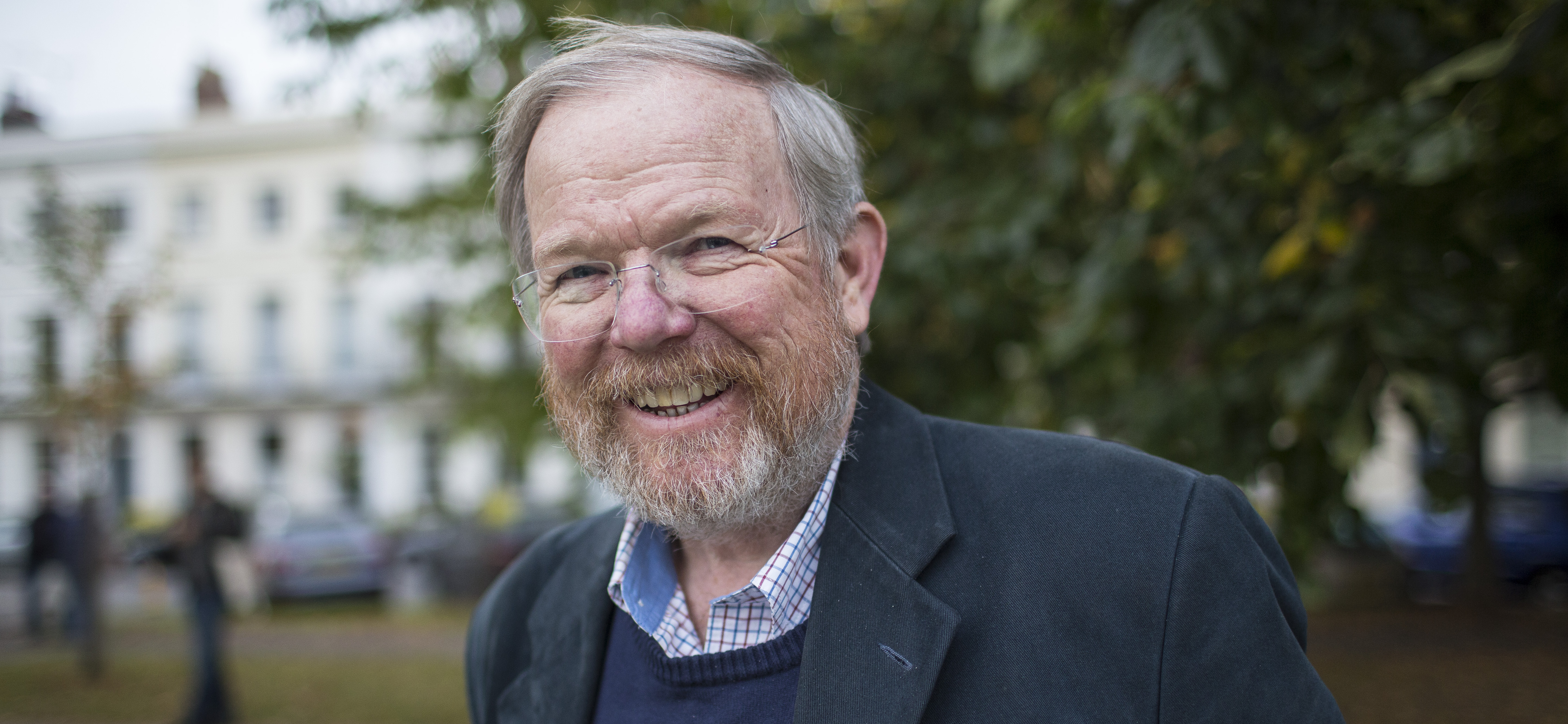 Bill Bryson Says He Is Retiring