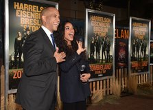 Cory Booker Reads to Rosario Dawson Over the Phone