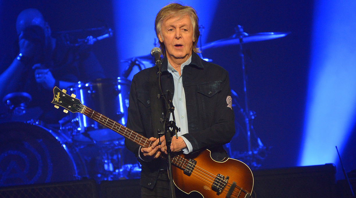 Excerpts Offer Details From Paul McCartney Book