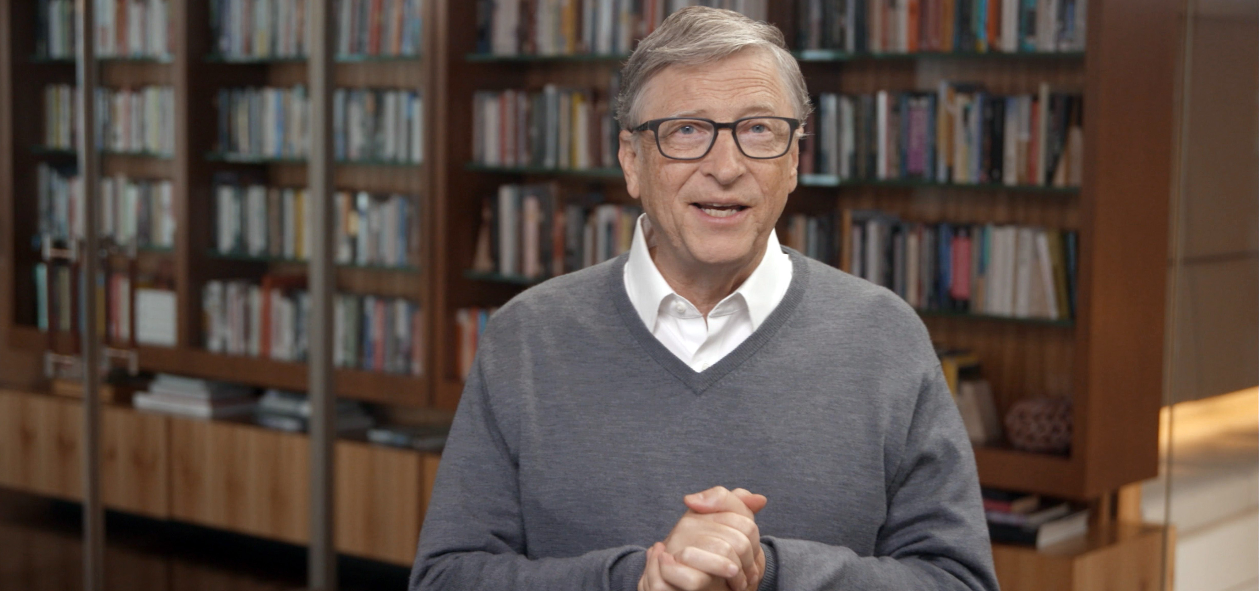 Bill Gates Teases Details of Climate Change Book