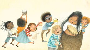 Kevin Noble Maillard Discusses His Deeply Personal Debut Picture Book, Fry Bread