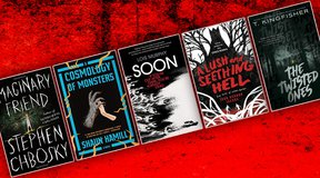 Embrace Your Fears With These Scary New Horror Books