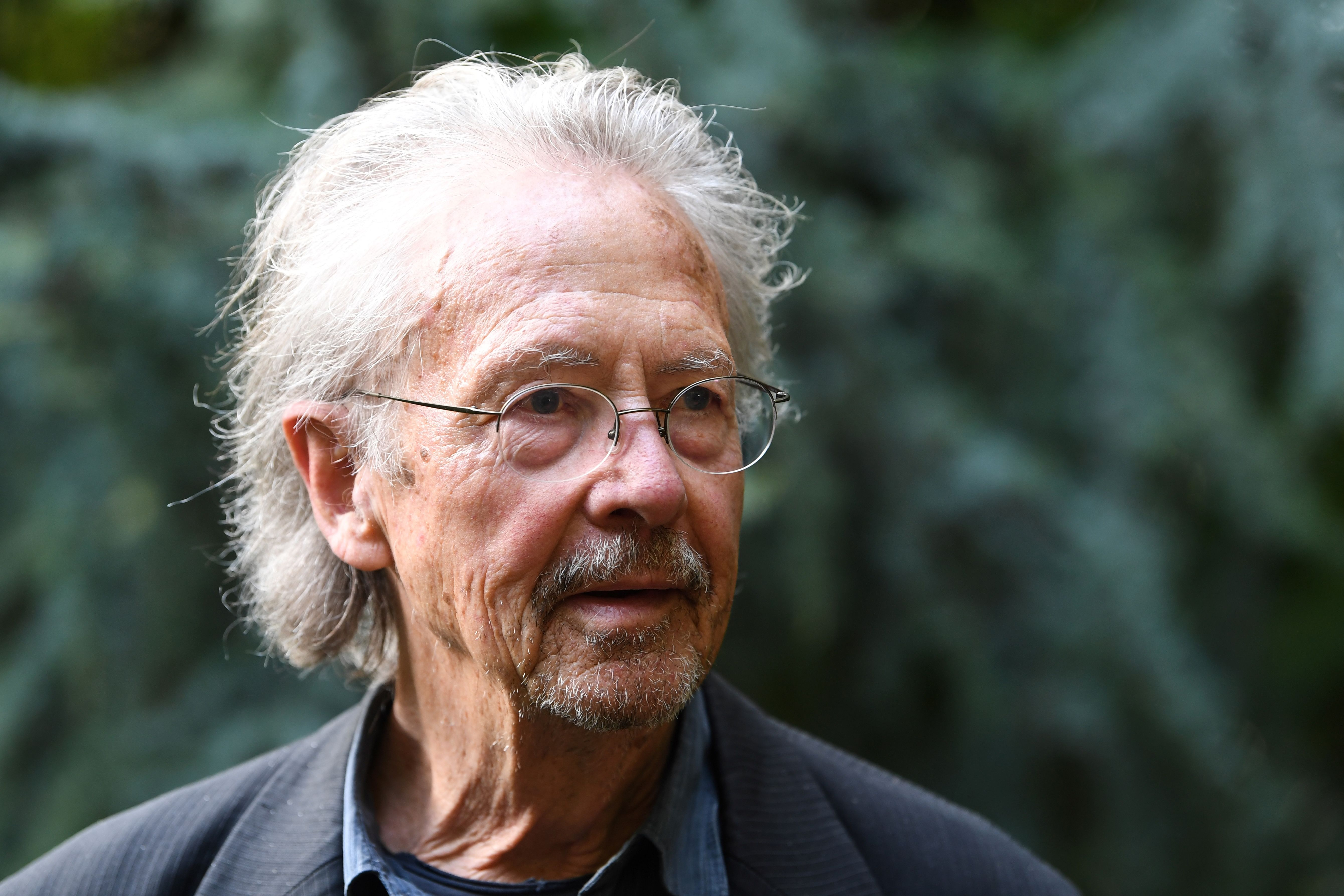 Swedish Academy Defends Selection of Handke