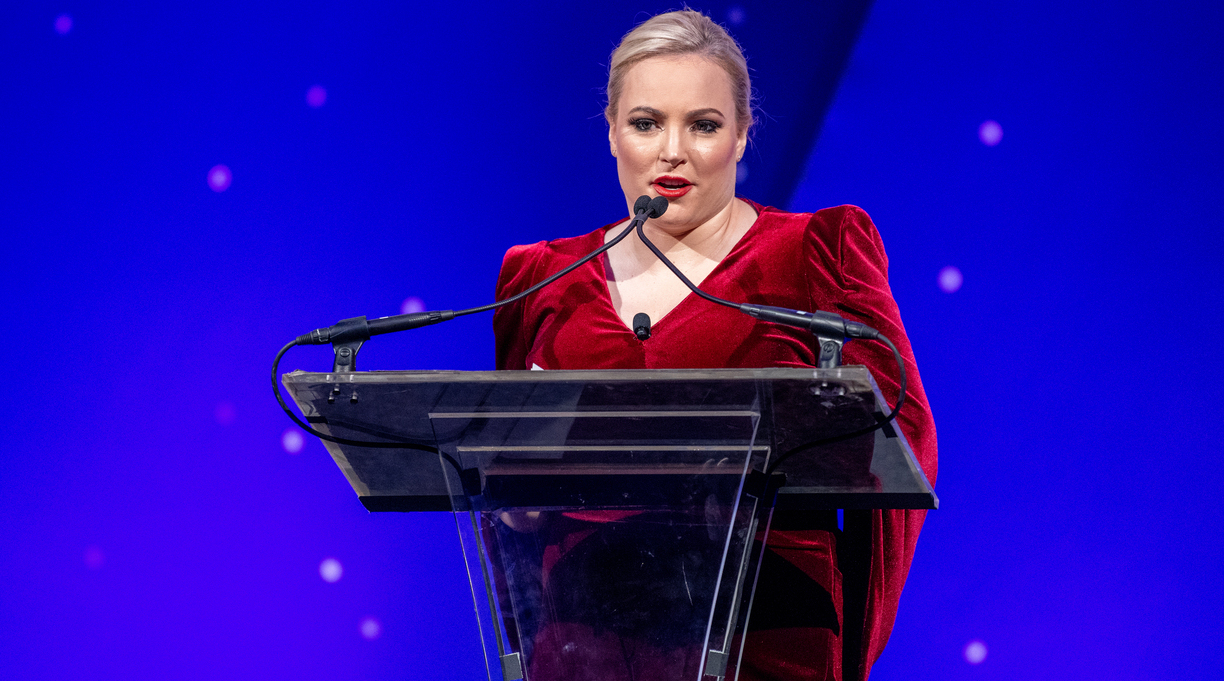 Meghan McCain Says She Miscarried After Interview