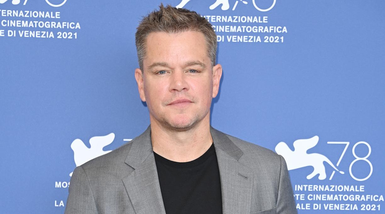 Matt Damon Co-Writing Book on Water Activism