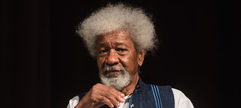 Wole Soyinka Publishing First Novel in 47 Years