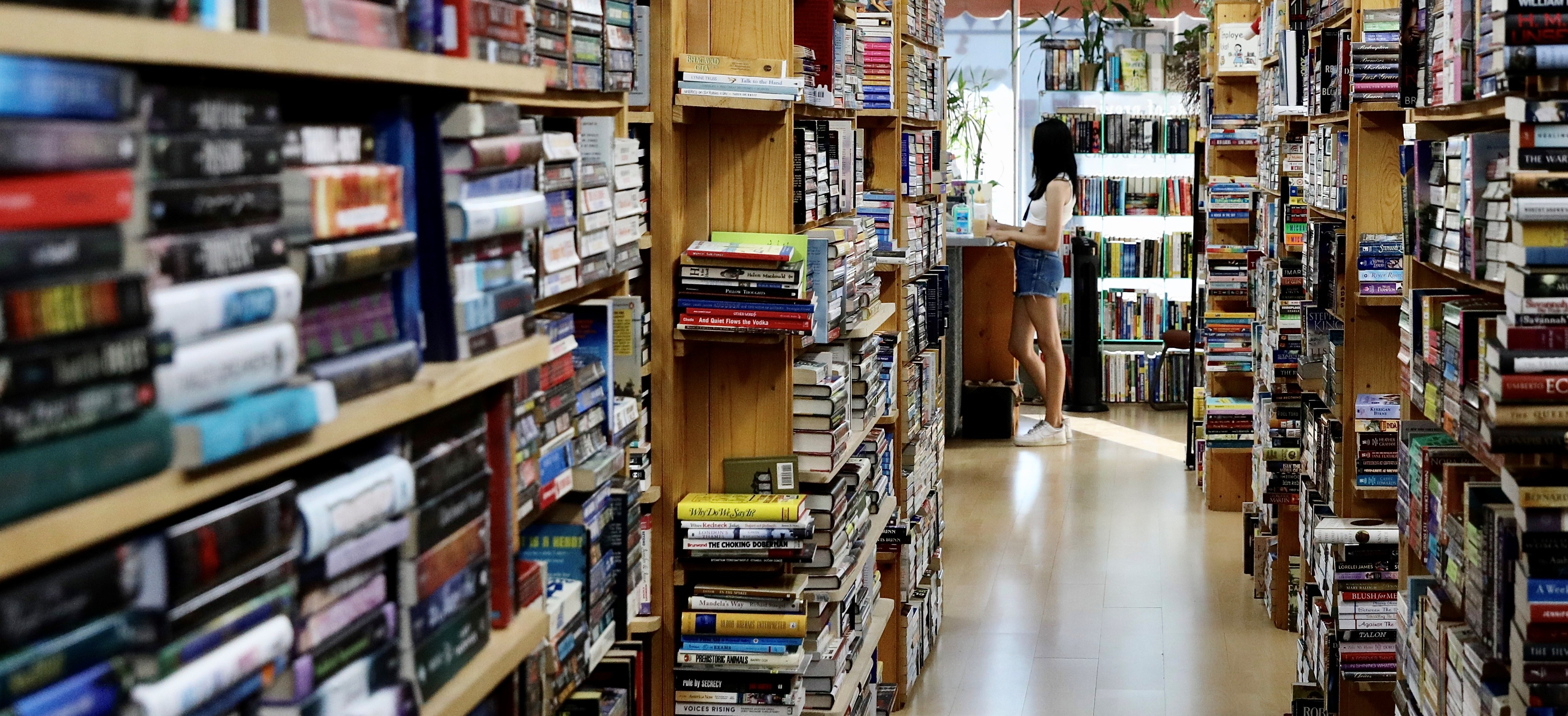 How You Can Help Booksellers, Writers